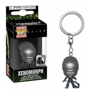 Funko Pop Keychain Alien Xenomorph 40th