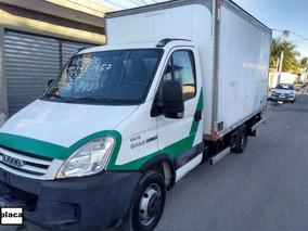 Caminhão Iveco Daily 2011 Ótimo Estado De Conservação