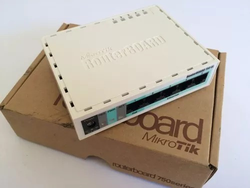 Mikrotik Routerboard Rb Rb750gl