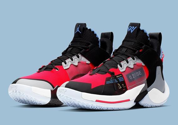 Jordan Westbrook Zero 2 Se Red Orbit (28 Mex) Astroboyshop