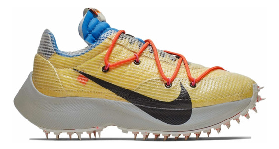 Nike X Off White Vapor Street Tour Yellow (originales)