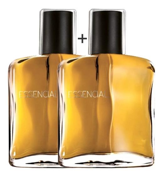 2 X Natura Essencial Deo Parfum Tradicional Masculino 100ml
