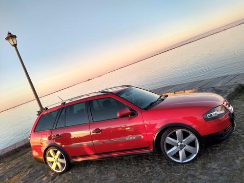 Volkswagen Parati 2011 1.6 Surf Total Flex 5p