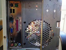 Cpu Pentium Pl.mãe D865gbf/d865perc P/jogos
