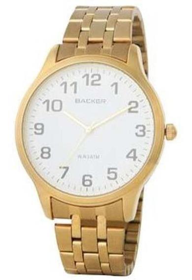 Relógio Backer 3160145m