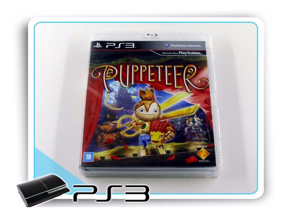 Ps3 Puppeteer Original Playstation 3