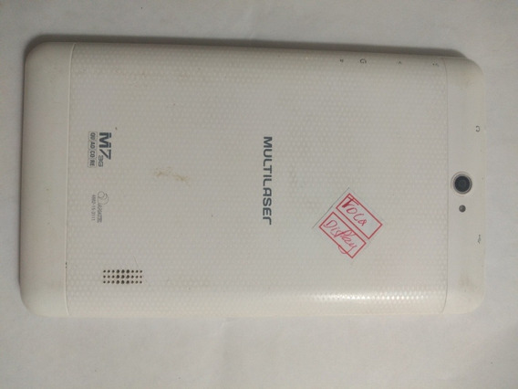 Tablet Multilaser Com Defeito Na Tela Display