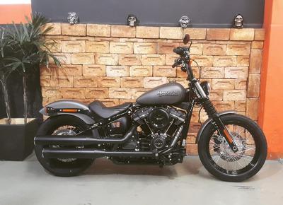 Harley Davidson Softail Street Bob 2019