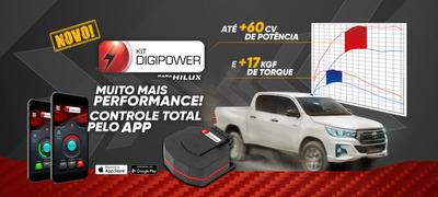 Kit Hilux/sw4 Digipower