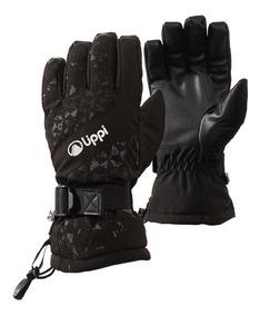 Guantes Unisex Snow Day B-dry Glove Negro Lippi