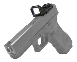 Mira Holografica Reflex Flip Dot Glock Mos Rmr