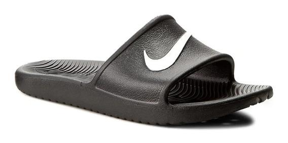 Ojotas Nike Kawa Shower Negro 832528001