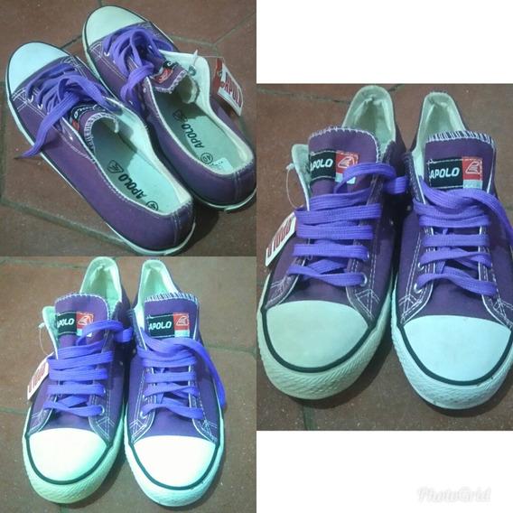 Zapatos Converse Apolo