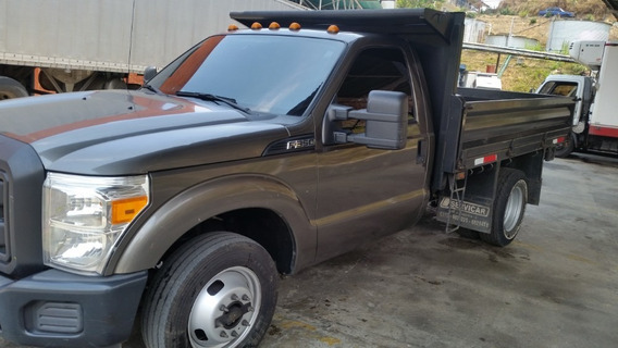 Ford Super Dutty 4x2 2013 Plataforma