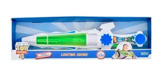 Espada Luz Y Sonido Lighting Sword Toy Story Original Ditoys