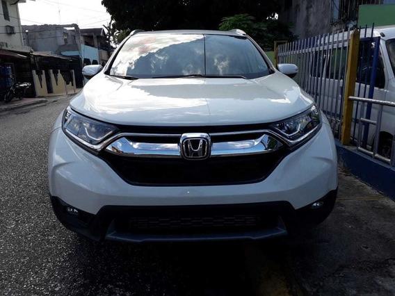 Honda Crv 2018 Blanca
