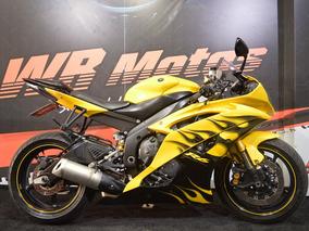 Yamaha - R6 - 2008