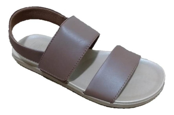 Sandália Masculina Usaflex Regulável Com Elástico Aa5406