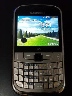 Celular Samsung Gt-s3350 Funcionando **leia Descrição**