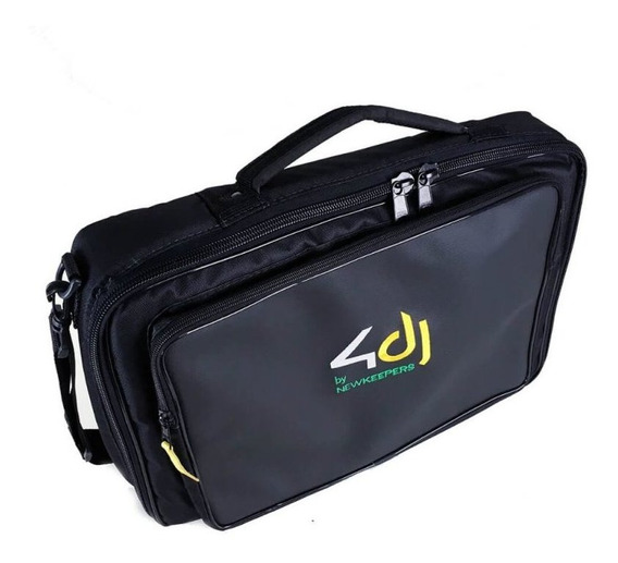 Bag Para Controladoras Dj Premium 46 X 31 X 8 Cm Newkeepers