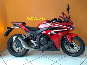 Honda Cbr 500 R 2016 Abs Vermelha