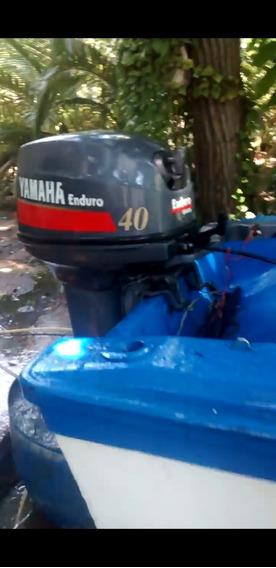 Yamaha 40 Hp.