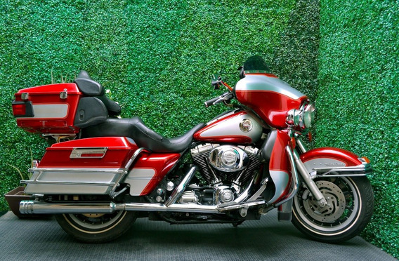 Poco Uso Harley Davidson Electra Ultra Classic 1450 Impecabl