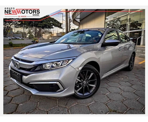 Imagem 1 de 11 de Honda Civic 2.0 16v Flexone Lx 4p Cvt