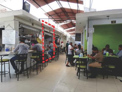 Stand Puesto Comercial En Mercado La Molina