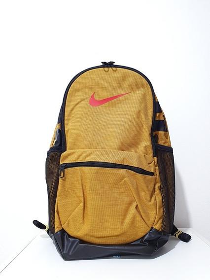 Mochila Nike Brasília Original Tam. Médio