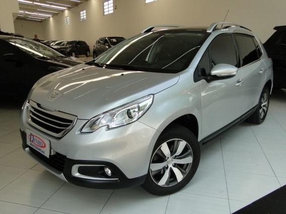 Peugeot 2008 Griffe 1.6 16v Flex., Fvo8274
