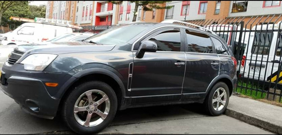 Chevrolet Captiva La Mas Full