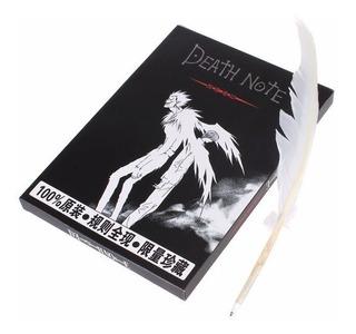 Death Note - Cuaderno + Pluma Birome + Cd