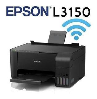 Impressora Multifuncional Ecotank L3150