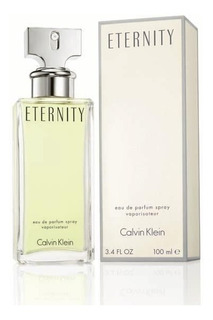 Perfume Mujer Eternity Woman Edp 100ml Calvin Klein