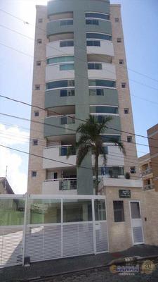 Apartamento Com 2 Dorms, Vila Atlântica, Mongaguá - R$ 300 Mil, Cod: 7062 - V7062