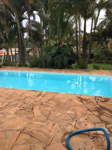 Chácara Com 3 Dormitórios À Venda, 1200 M² Por R$ 615.000,00 - Recanto Princesa Da Colina - Itatiba/sp - Ch0300