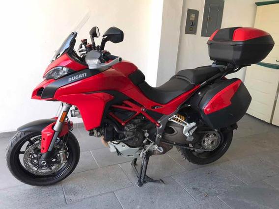 Ducati Multistrada 1200s 2016 Nueva Acepto Cambio