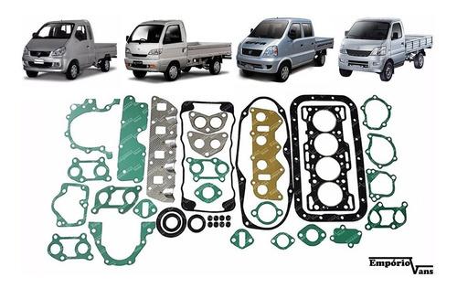 Imagen 1 de 1 de Juego Juntas Motor Faw Brio 1.0 8v
