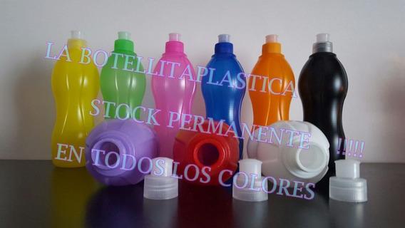 60 Botellita Plastica Souvenirs X 500cc- Oferta !!!