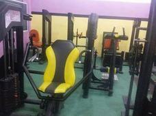 Vendo Academia De Musculação Em Funcionamento