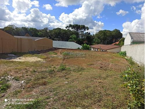 Terreno Em Condomínio À Venda Com 708.21m² Por R$ 500.000,00 No Bairro Butiatuvinha - Curitiba / Pr - 280b