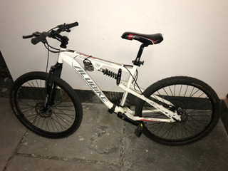 Bicicleta Alubike Mtb Full Xf Pro R26 Seminueva