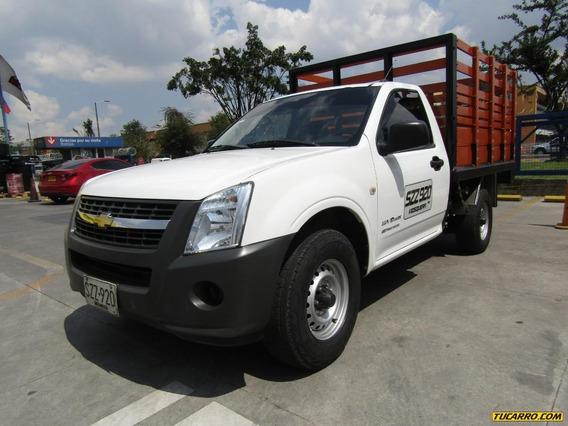 Chevrolet Luv D-max 2.5 Estacas