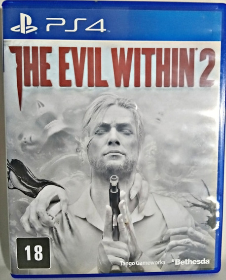 The Evil Within 2 - Ps4 - (fisica) - Usado