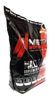 Ganador Mass Gainer 12 Lbs Meta Nutrition Var Sab Envío Full