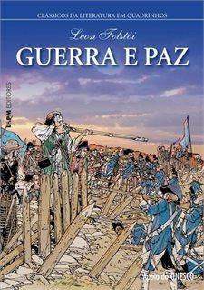 Clássicos Da Literatura Em Quadrinhos- Guerra E Paz Vol2/ P