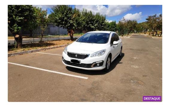 Peugeot 408 Thp 2017 Todas Revisão Autorizada