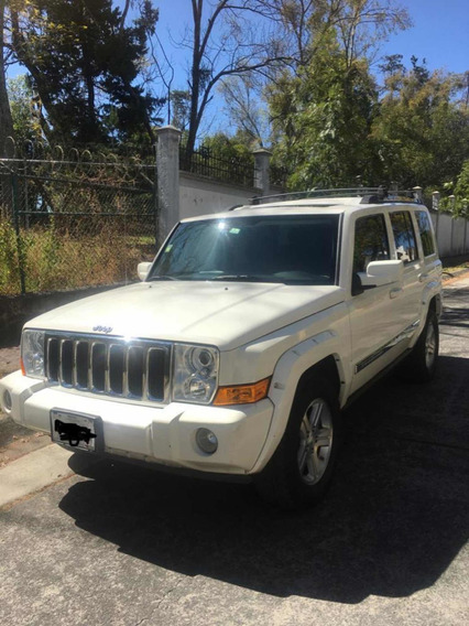 Jeep Commander 5.7 Limited Premium 4x2 Mt 2009