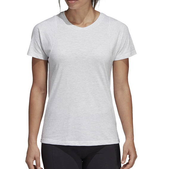 Remera adidas Training W Id Winners Mujer Mf/gr